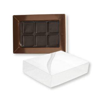 Sjokoladeeske_6_biter_brunt